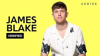 "James Blake ""Can't Believe The Way We Flow"" Official Lyrics & Meaning 