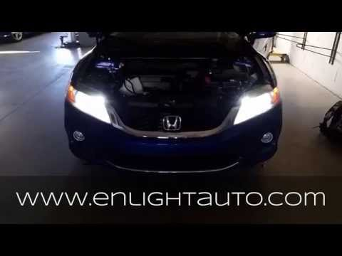 DIY: 2013-2015 Honda Accord LED Daytime Running Lights (DRL) Installation