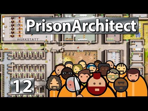 Malochen für Moneten ► Prison Architect S2 #12