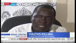 Three youths killed in utange, Mombasa