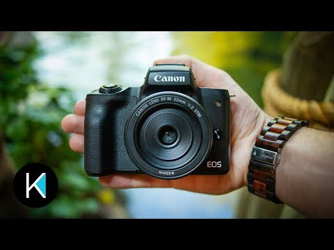 Canon EOS M50 Review - BEST MIRRORLESS CANON SO FAR!