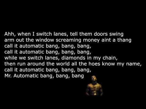 Tyga Ft. The Game - Switch Lanes (Lyrics) 2013