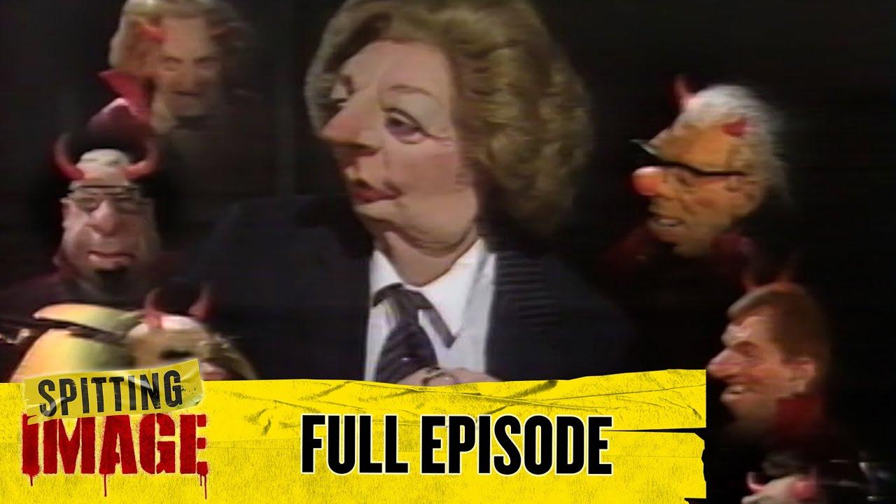 Spitting Image (1986) - Series 2, Episode 10   Full Episode