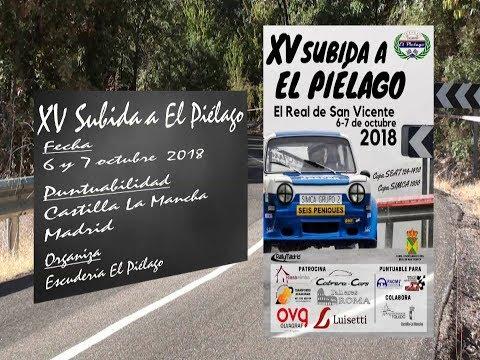 CCF Sport - XV Subida A El Piélago  2018