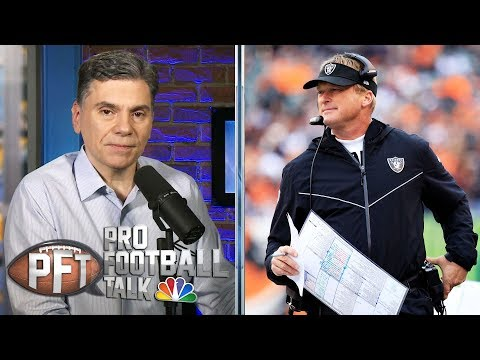 NFL Draft: Will the Oakland Raiders make surprise pick at No. 4? | Pro Football Talk | NBC Sports