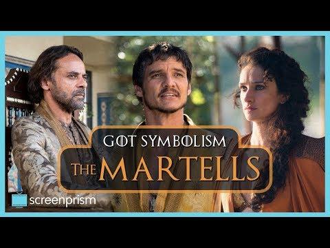 Game of Thrones Symbolism: The Martells