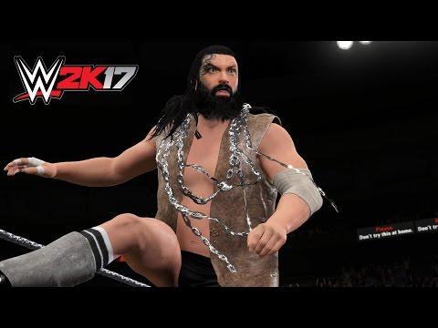 WWE 2K17 CAW ブルーザー・ブロディ - Bruiser Brody