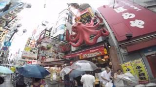 2015暑假京都大阪自由行