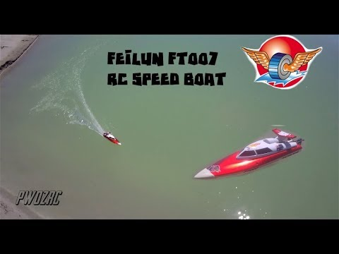 Revisit of my 1st RC Speed Boat FEILUN FT007