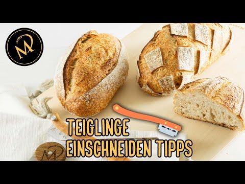 Brot Teiglinge Richtig Einschneiden Und Backen So Gehts