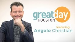 Angelo Christian featured on Great Day Houston!