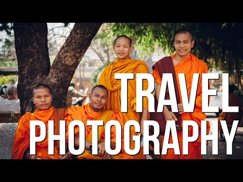 HOW I SHOOT TRAVEL PHOTOS | Siem Reap Cambodia