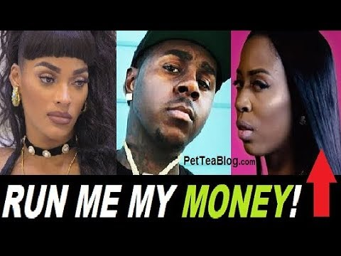 Joseline Hernandez & Kash Doll Exposed for Stealing RUN ME MY MONEY song from Compton Rapper