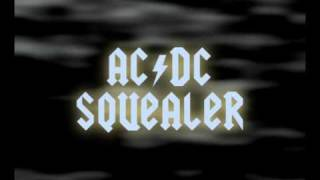 AC/DC - Squealer (lyrcis)