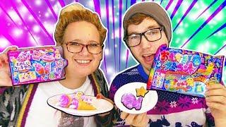 Popin Cookin DIY 🍨 Wir testen ZWEI Asia Candy Sets 🍨 Lecker oder Eklig???