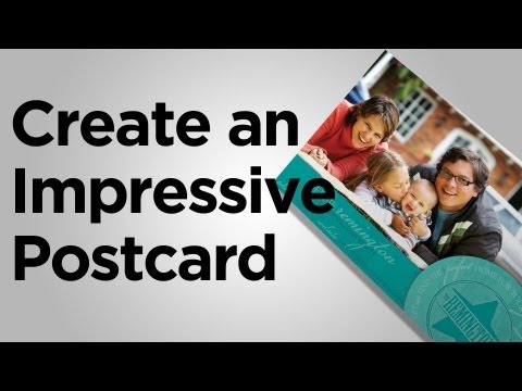 How to Create an Impressive Postcard - Tips from PrintPlace.com