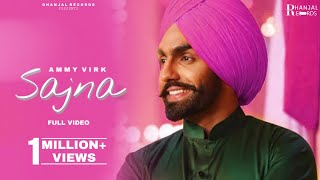 Maan Vich Vasda (Full Video) Ammy Virk | Latest Punjabi song 2020 | Dhanjal Records