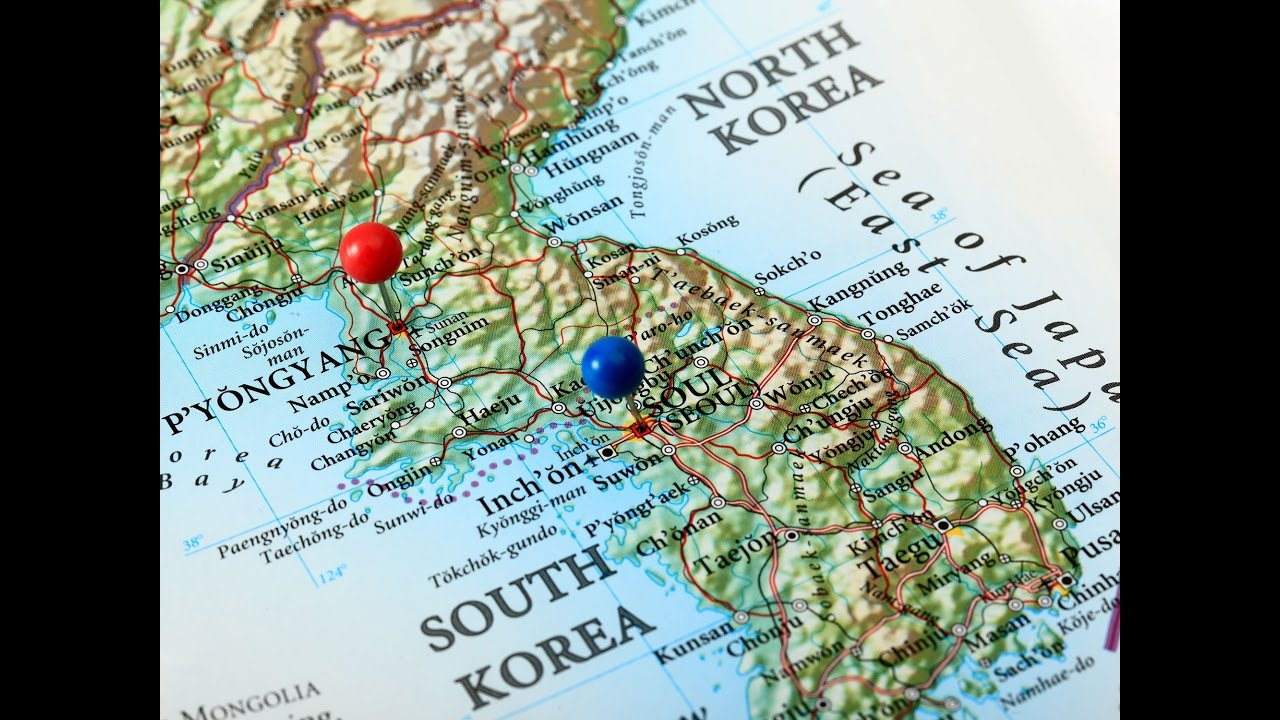 South Korea Bans Google From Storing Map Data Overseas Youtube