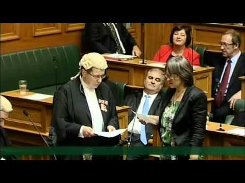 20.10.14 - Swearing in members of Parliament - Part 1