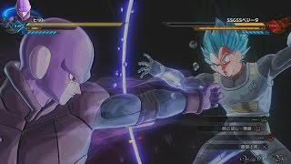 【PS4】DRAGON BALL XENOVERSE 2 - 全キャラ・究極技 動画集