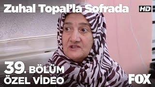 Ebru Hanım yemekleri yetiştirdi mi? Zuhal Topal'la Sofrada 39. Bölüm