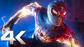 SPIDER-MAN MILES MORALES Bande Annonce VF 4K (Nouvelle, PS5)