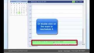 Examity - How to Reschedule or Cancel a Test