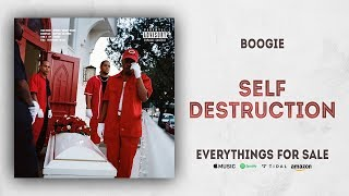 Boogie - Self Destruction (Everythings For Sale)