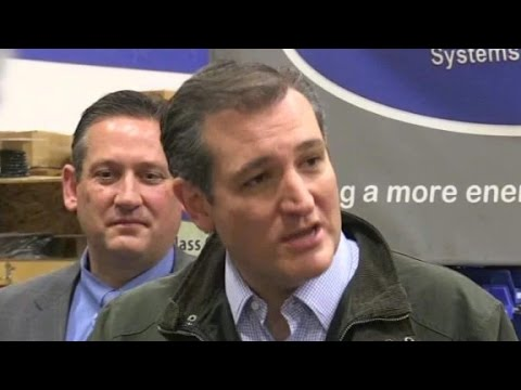 Ted Cruz: Donald Trump is scared of strong women