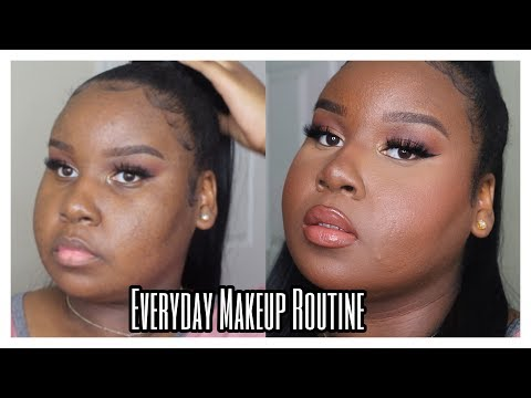 Chill Makeup Tutorial | My Everyday Makeup Routine thumbnail