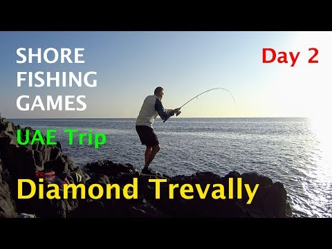 UAE shore fishing trip. 24.12.2018