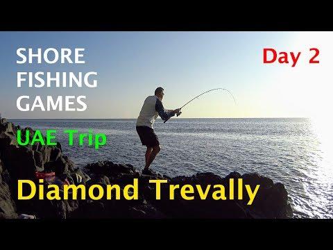 UAE shore fishing trip. 24.12.2018