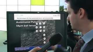 CeBIT 2012 - Mikroroboter
