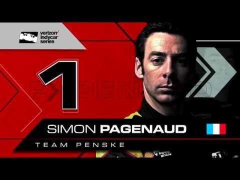 Алёшин попал в аварию на старте гонки IndyCar в Финиксе, Пажно — первый