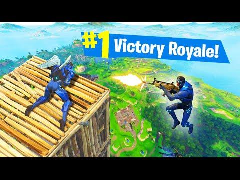 JELLY + KWEBBELKOP PLAY FORTNITE! (Battle Royale)