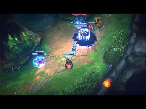 """League of Legends - """"Champion Montage"""" - by Zero Infinity - 동영상"""