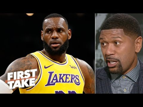 LeBron James' age is showing in his game – Jalen Rose | First Take