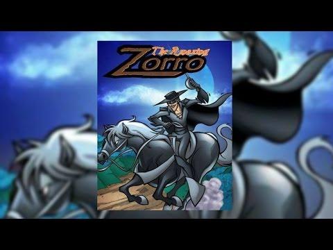 Film Vizatimor - Zorro Fantastiku (Shqip)