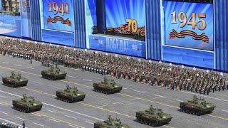 Парад Победы 9 мая 2015 года в Москве (полная версия)