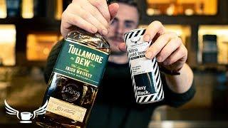 The post modern Irish coffee? • Sexy Black X Tullamore D.E.W.