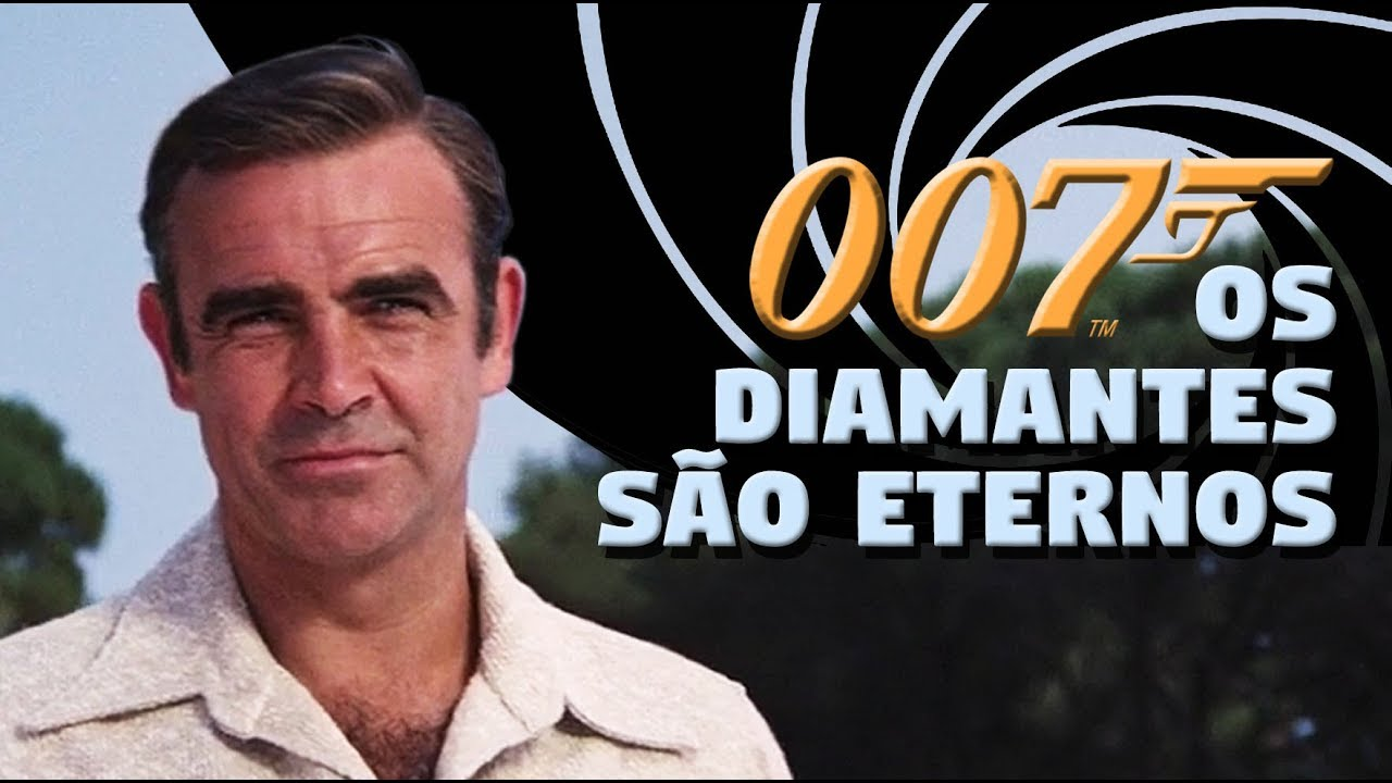 007 Os Diamantes Sao Eternos Duas Dublagens Herbert Richers Tv