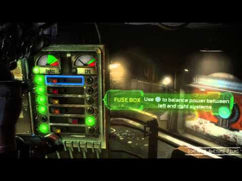 Dead Space 3 Fuse Box Balance the Power on