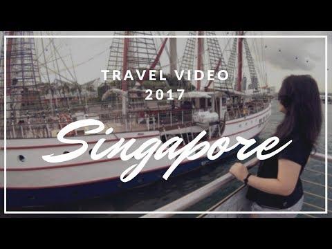 Singapore & JB Travel Video