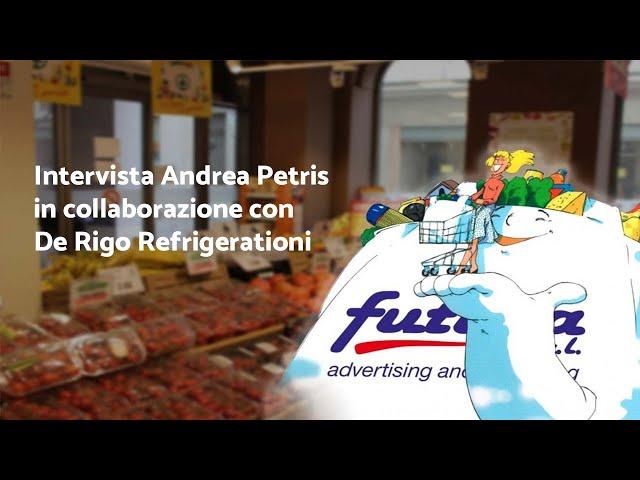 Intervista Andrea Petris in collaborazione con De Rigo Refrigeration