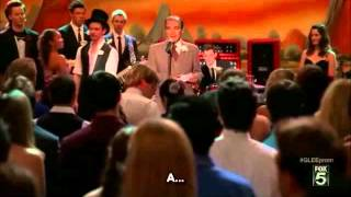 GLEE - Prom Queen and King |Full performance|