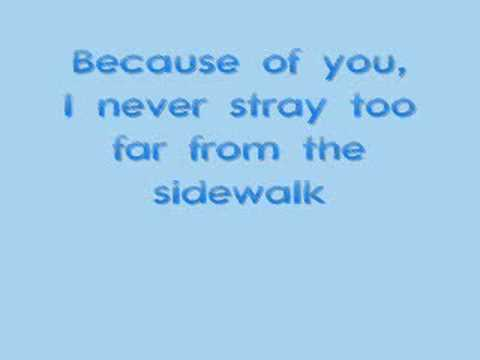 Because of You - Kelly Clarkson Karaoke Song - Singing Music