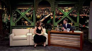 Veep - Selina Meyer's Full Tonight Show Interview