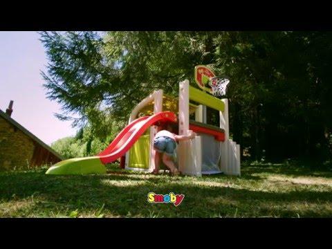 Fun Center de Smoby - YouTube