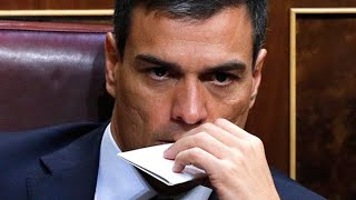 EMR: ¡Bombazo! Sánchez aterrado, ante el demoledor auto que hará saltar el Gobierno por los aires