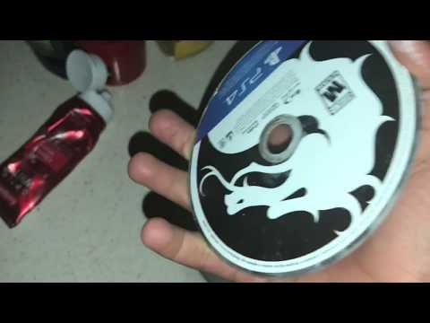 HOW TO FIX SCRATCHED DISC/CD (NEW) (2019)